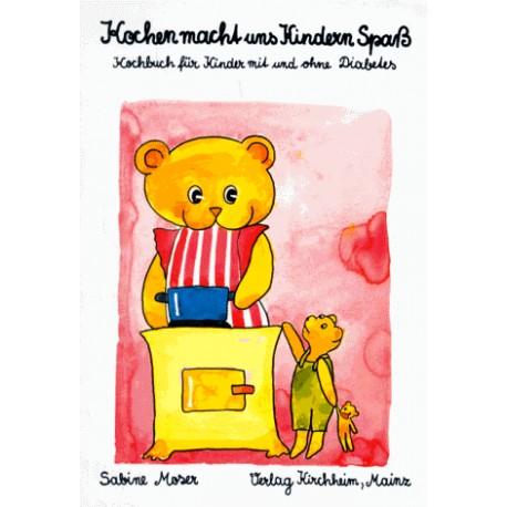 Kochen macht uns Kindern Spaß. Von Sabine Moser (1991).