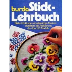 burda Stick-Lehrbuch. Von Maria Blumrich (1982).