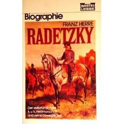 Radetzky. Von Franz Herre (1981).