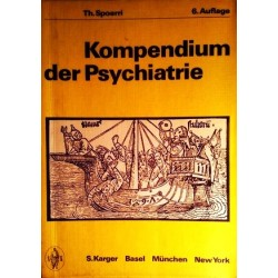 Kompendium der Psychiatrie. Von Th. Spoerri (1970).
