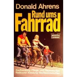 Rund ums Fahrrad. Von Donald Ahrens (1982).