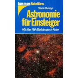 Astronomie für Einsteiger. Von Storm Dunlop (1987).