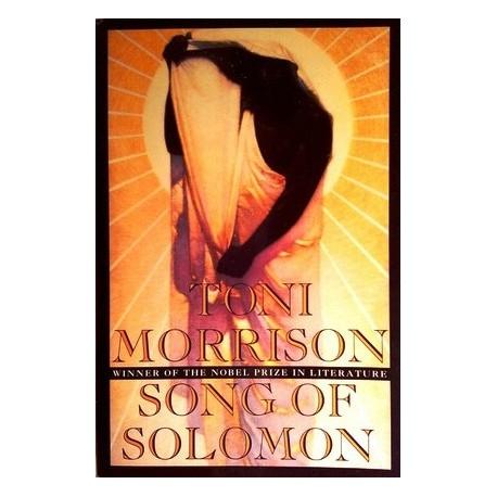 Song of Solomon. Von Toni Morrison (1987).