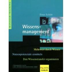 Wissensmanagement. Von Peter Schütt (2000).