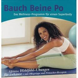 Bauch Beine Po. Von Margit Rüdiger (2006).