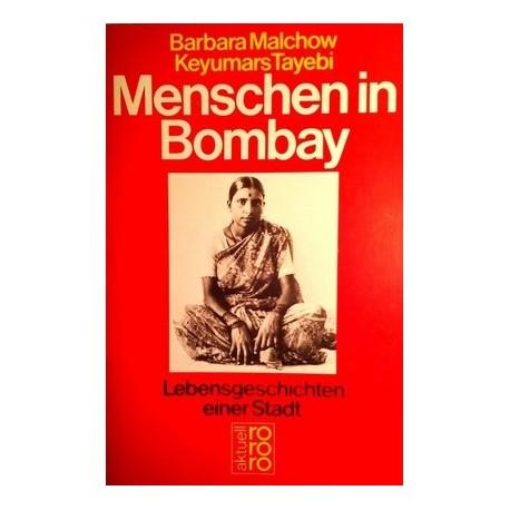 Menschen in Bombay. Von Barbara Malchow (1986).