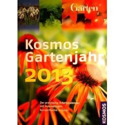 Kosmos Gartenjahr 2013. Von Birgit Grimm (2012).