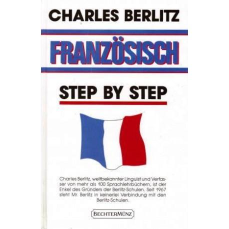 Französisch Step by Step. Von Charles Berlitz (1991).
