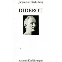 Denis Diderot. Eine Einführung. Von Jürgen von Stackelberg (1983).