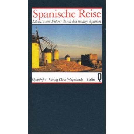 Spanische Reise. Von Ignacio Echeverria (1988).