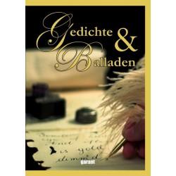 Gedichte und Balladen. Von: Garant Verlag (2012).
