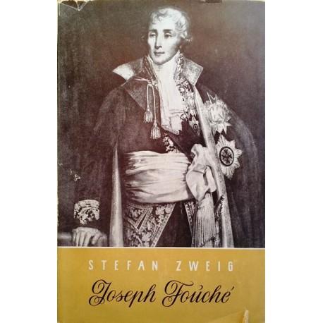 Joseph Fouché. Von Stefan Zweig (1948).