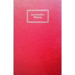 Länderlexikon Weltatlas. Von: Bertelsmann Verlag (1981).