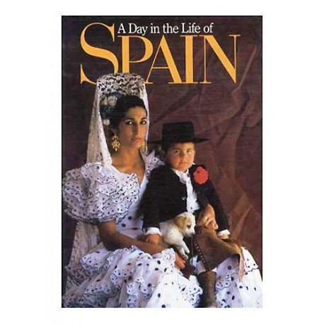 A Day in the Life of Spain. Von Rick Smolan (1988).