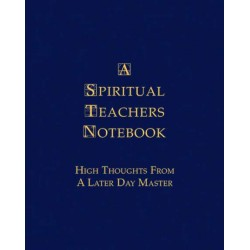 A Spiritual Teachers Notebook. Von Master Teacher (2014).