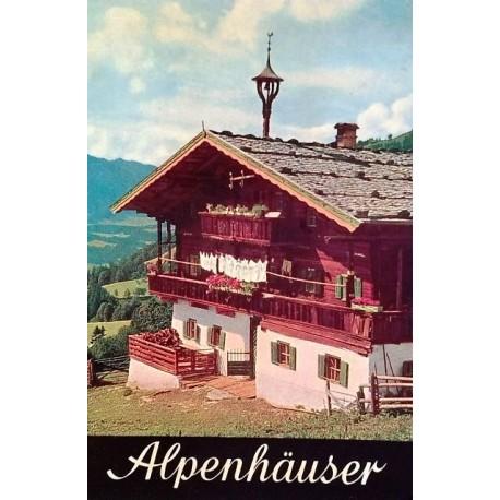 Alpenhäuser und ihre Einrichtung. Von Franz Colleselli (1963).