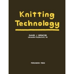 Knitting Technology. Von David J. Spencer (1983).