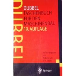 Dubbel Taschenbuch für den Maschinenbau. Von Wolfgang Beitz (1997).
