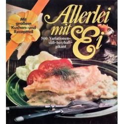 Allerlei mit Ei. Von: Vehling Verlag (1978).