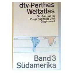 dtv-Perthes-Weltatlas Südamerika (1984).