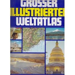 Grosser Illustrierter Weltatlas für die ganze Familie (1980).