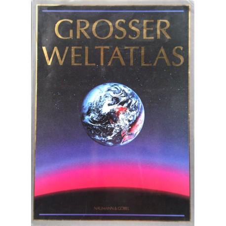 Grosser Weltatlas. Von Günther Michler (1990).