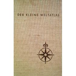Der kleine Weltatlas. Von: Redaktion der Deutschen Generalkarte (1959).