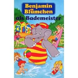 Benjamin Blümchen als Bademeister. Von Elfie Donnelly (2000).