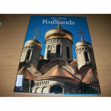 Die Welt Rußlands. Von Astrid Borg (1983).