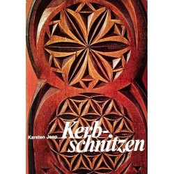 Kerbschnitzen. Von Karsten Jeep (1977).