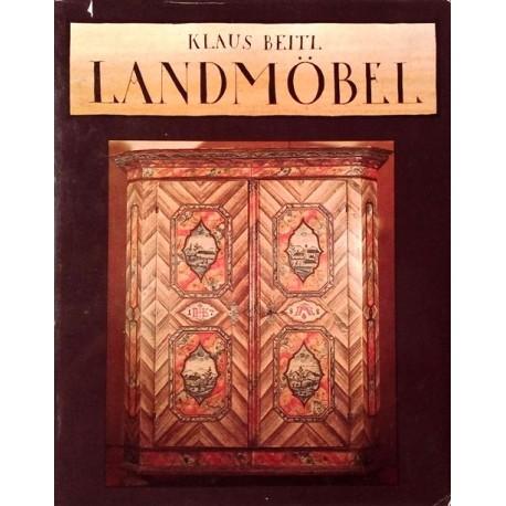 Landmöbel. Von Klaus Beitl (1976).