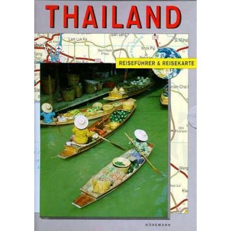 Thailand Reiseführer. Von John Hoskin (1998).