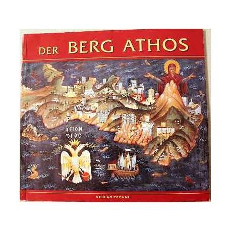 Der Berg Athos. Von Dafni Christou (1986).
