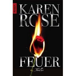 Feuer. Von Karen Rose (2011).