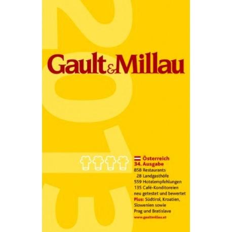 Gault & Millau Österreich 2013. Von Karl Hohenlohe (2012).