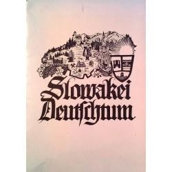 Das Deutschtum in der Slowakei. Von Alexius Koppmann (1975).