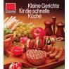Kleine Gerichte für die schnelle Küche. Von: Rowenta (1978).