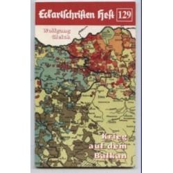 Krieg auf dem Balkan. Von Wolfgang Gleich (1994).