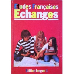 Etudes Francaises Echanges 1. Von Bernd Grunwald (1990).