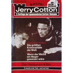 Jerry Cotton Band 661. Der Harpunen-Killer (1970).