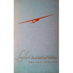 Segler durch Wind und Wolken. Von Paul Karlson (1933).