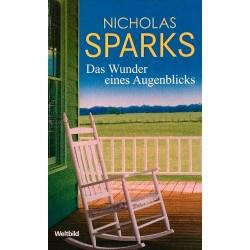 Das Wunder eines Augenblicks. Von Nicholas Sparks (2010).