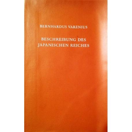 Beschreibung des Japanischen Reiches. Von Bernhardus Varenius (1974).