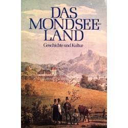 Das Mondsee-Land. Von Dietmar Straub (1981).
