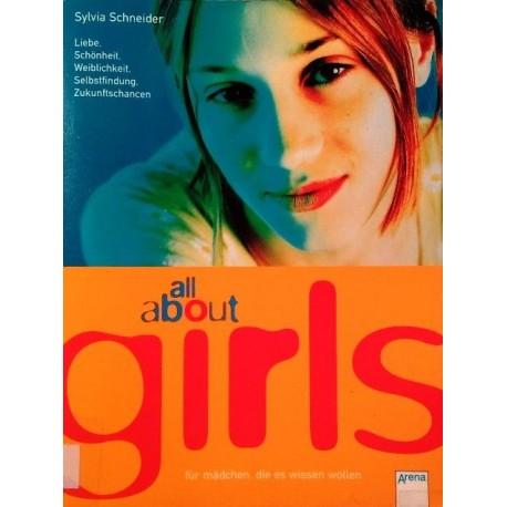All about girls. Von Sylvia Schneider (1998).