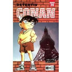 Detektiv Conan. Band 36. Von Gosho Aoyama (2007).