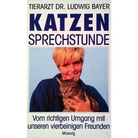 Katzen Sprechstunde. Von Ludwig Bayer (1993).