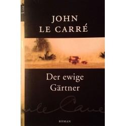 Der ewige Gärtner. Von John Le Carre (2002).
