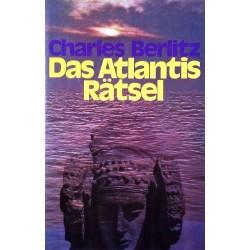 Das Atlantis Rätsel. Von Charles Berlitz (1976).
