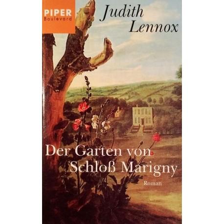 Der Garten von Schloß Marigny. Von Judith Lennox (2002).